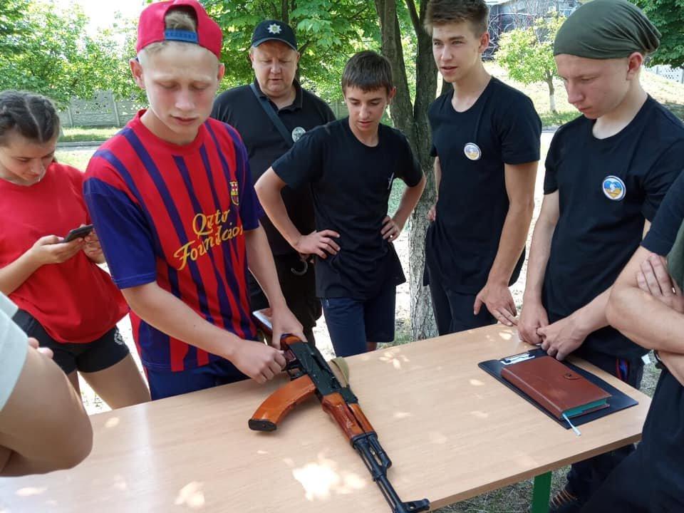 Криворожские полицейские присоединились к военно-патриотической игре «Джура», - ФОТО, фото-5