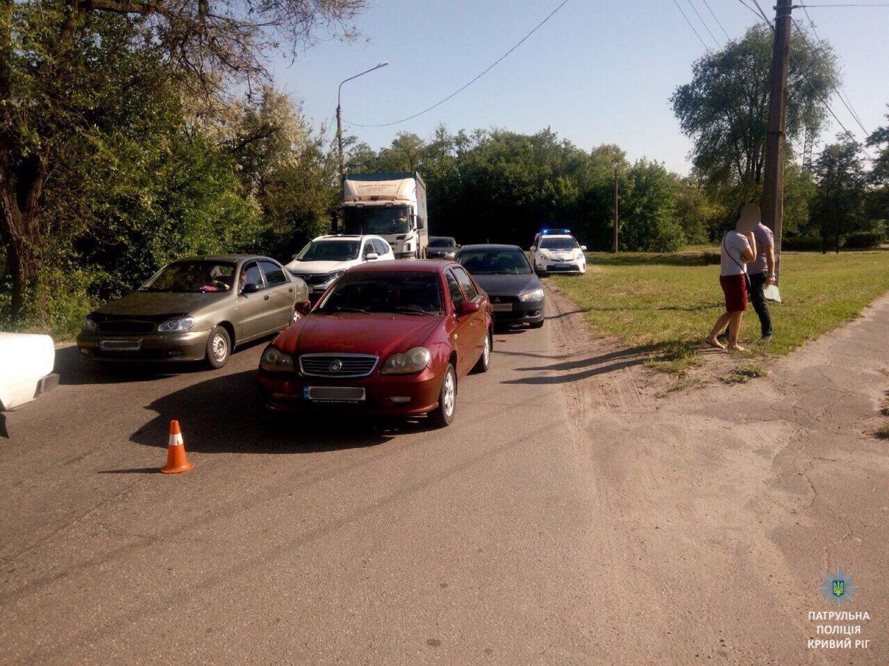 На объездной дороге в Кривом Роге произошла авария, - ФОТО , фото-1
