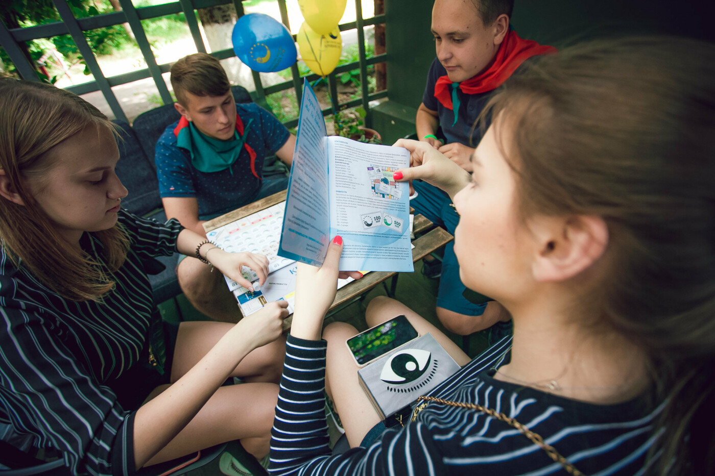 Команда Константина Усова разработала детскую настольную игру «монополия» про Кривой Рог, фото-3