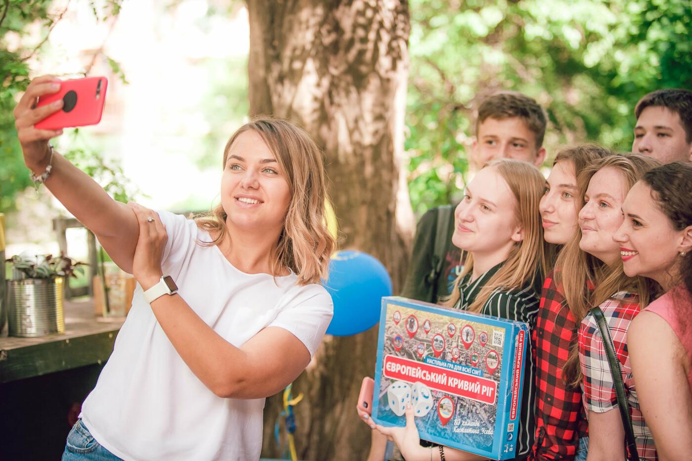 Команда Константина Усова разработала детскую настольную игру «монополия» про Кривой Рог, фото-7