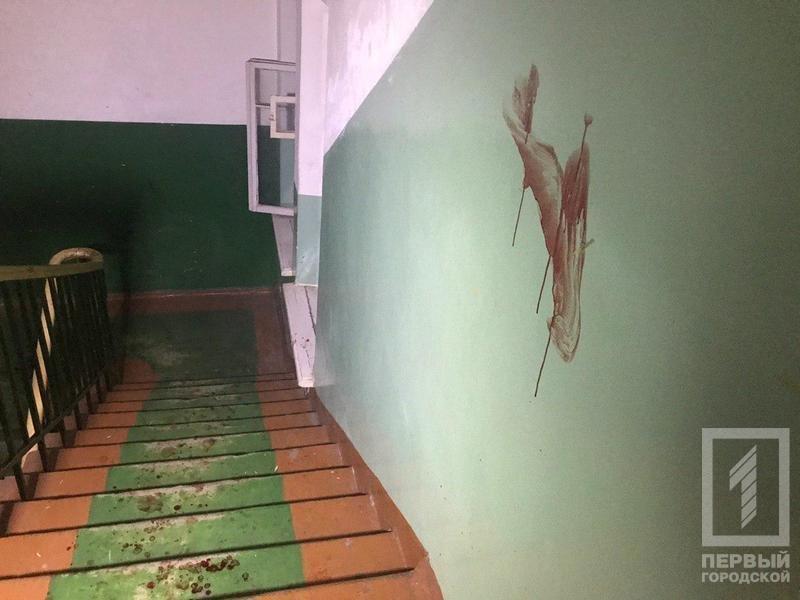 Криворожанин, вступившийся за соседку, получил ножевые ранения, - ФОТО 18+, фото-7