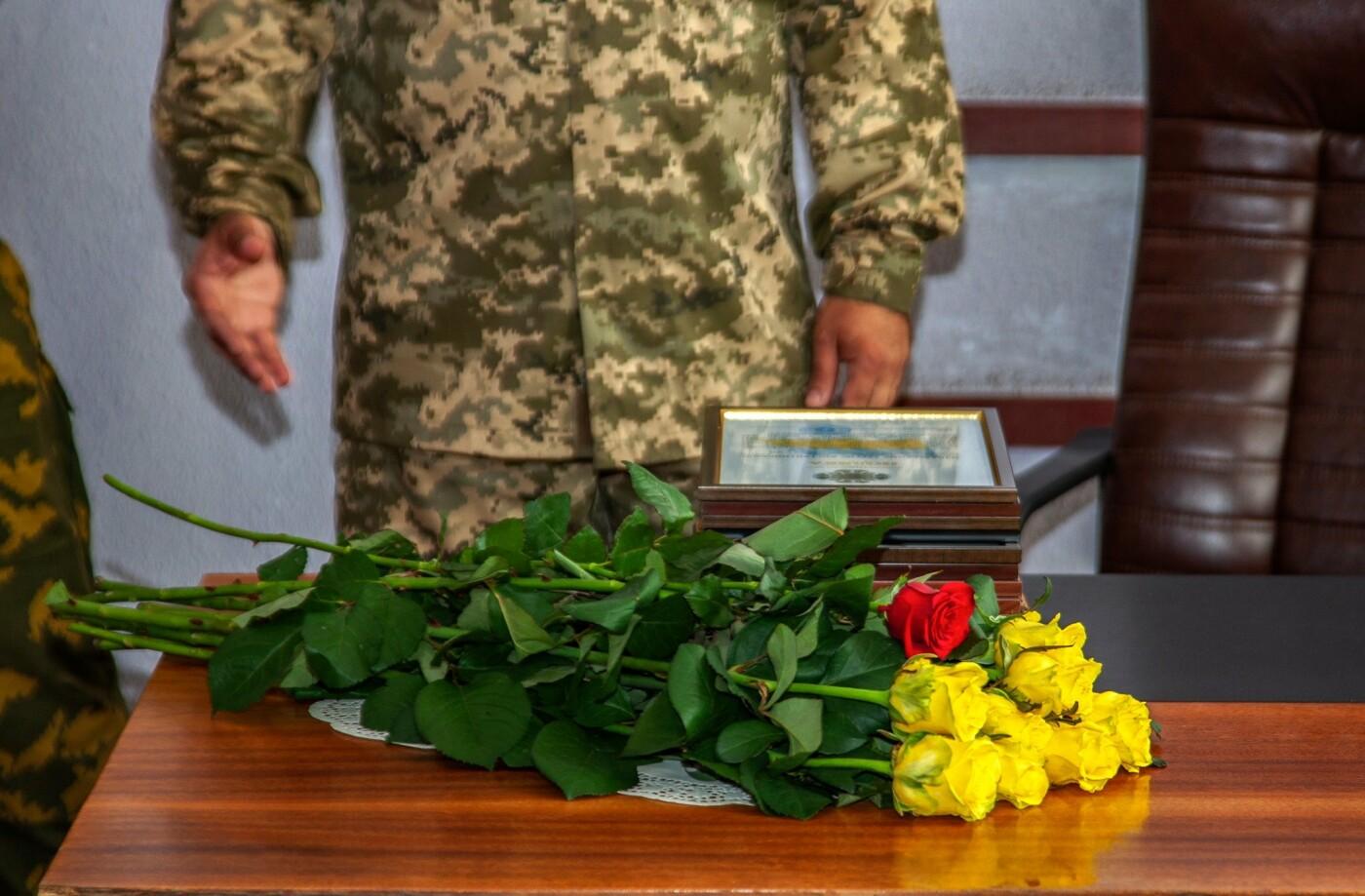 """Бойцы батальона """"Кривбасс"""" встретились с медиками накануне профессионального праздника, - ФОТО, ВИДЕО , фото-12"""