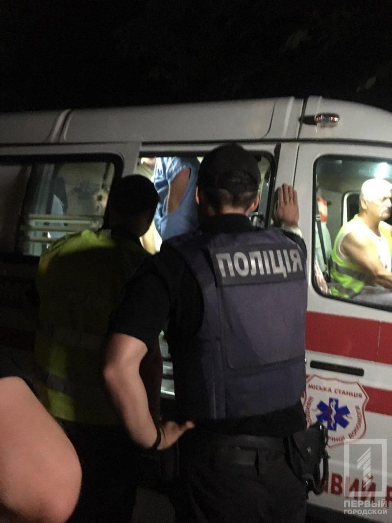 В Кривом Роге спасли мужчину, который задумал совершить суицид, - ФОТО , фото-1