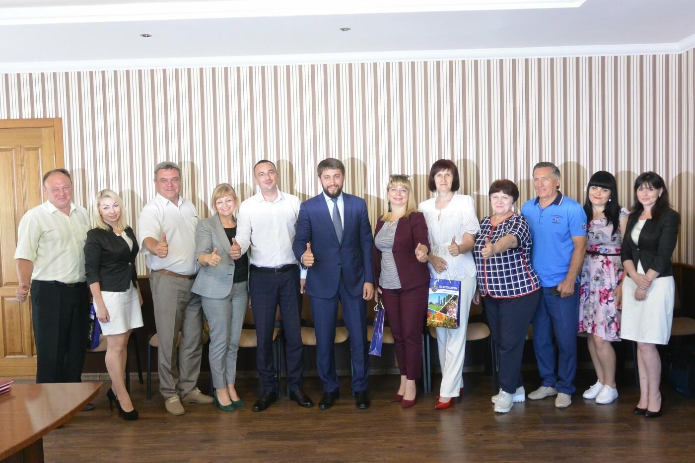 Партнерство для развития громады: ЦГОК подписал договор о сотрудничестве с властями Петровского района, фото-2