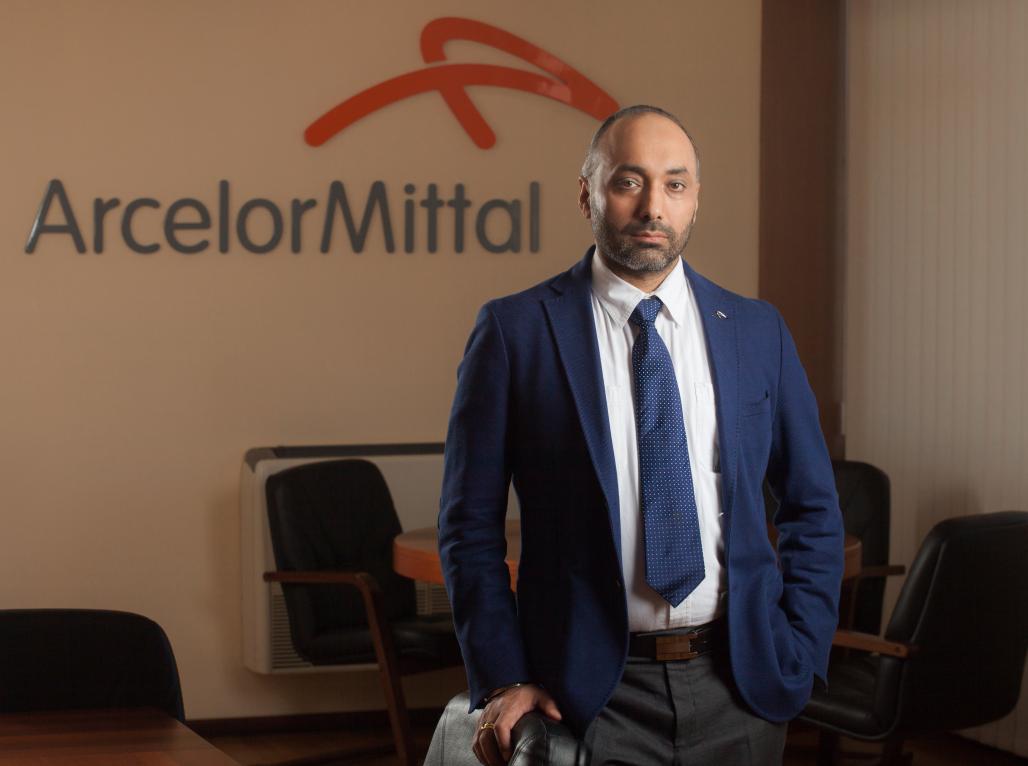 Парамжит Калон, Генеральный директор АрселорМиттал Кривой Рог, о политике и бизнесе, фото-1