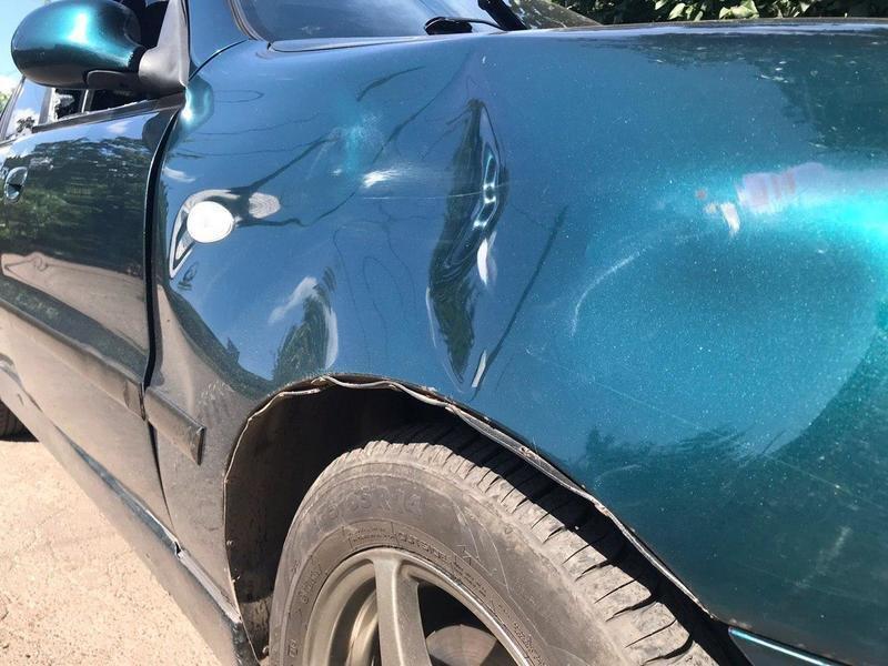 В Кривом Роге велосипедистка столкнулась с автомобилем. Женщину госпитализировали, - ФОТО, фото-1