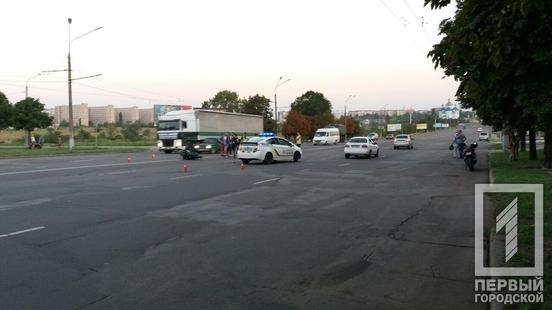 В Кривом Роге столкнулись мотоциклисты: 3 человека пострадали в результате ДТП, - ФОТО , фото-3