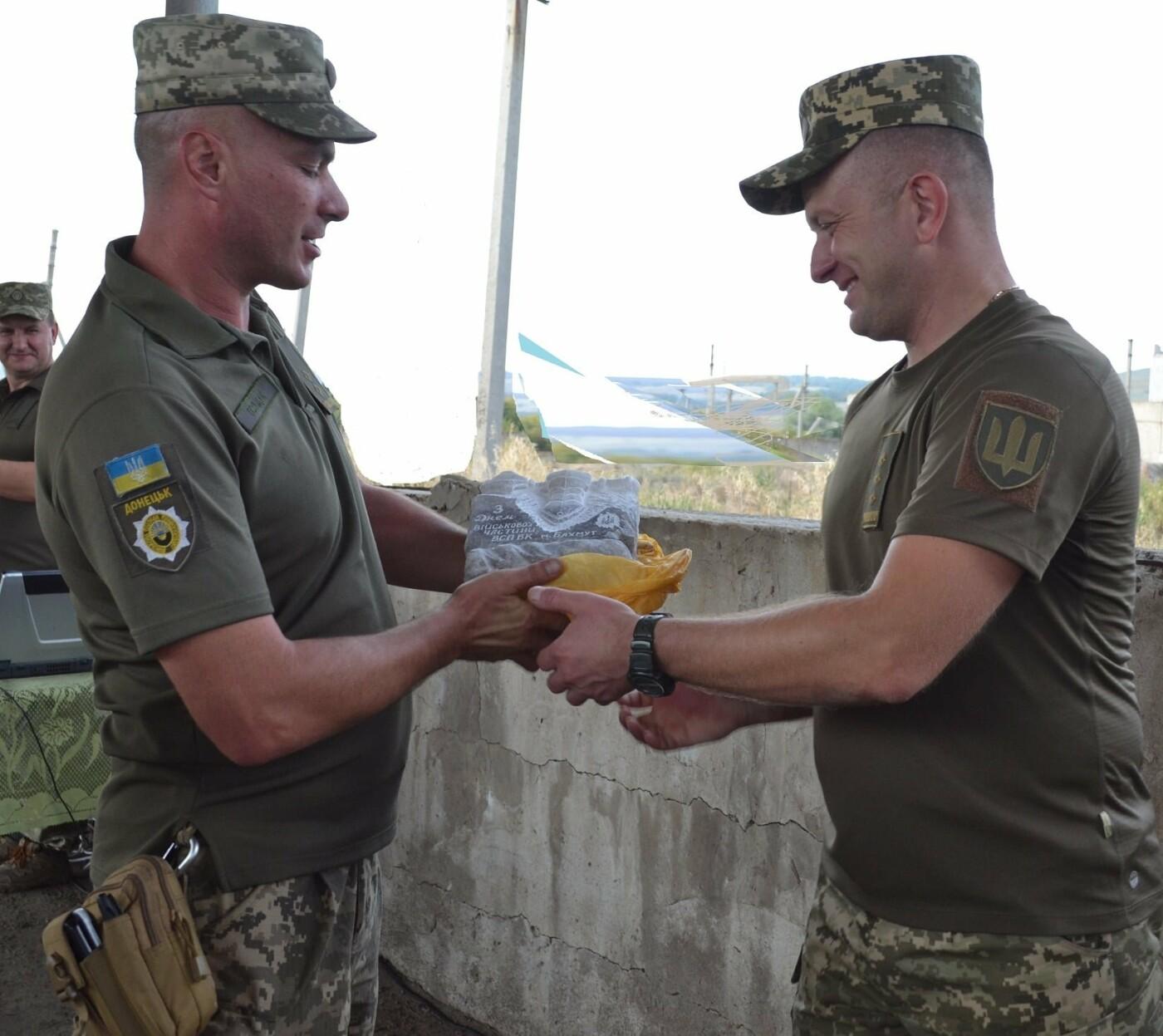 День бригады криворожские танкисты отметили победой в конкурсе на лучший танковый взвод ВСУ, - ФОТО, фото-9