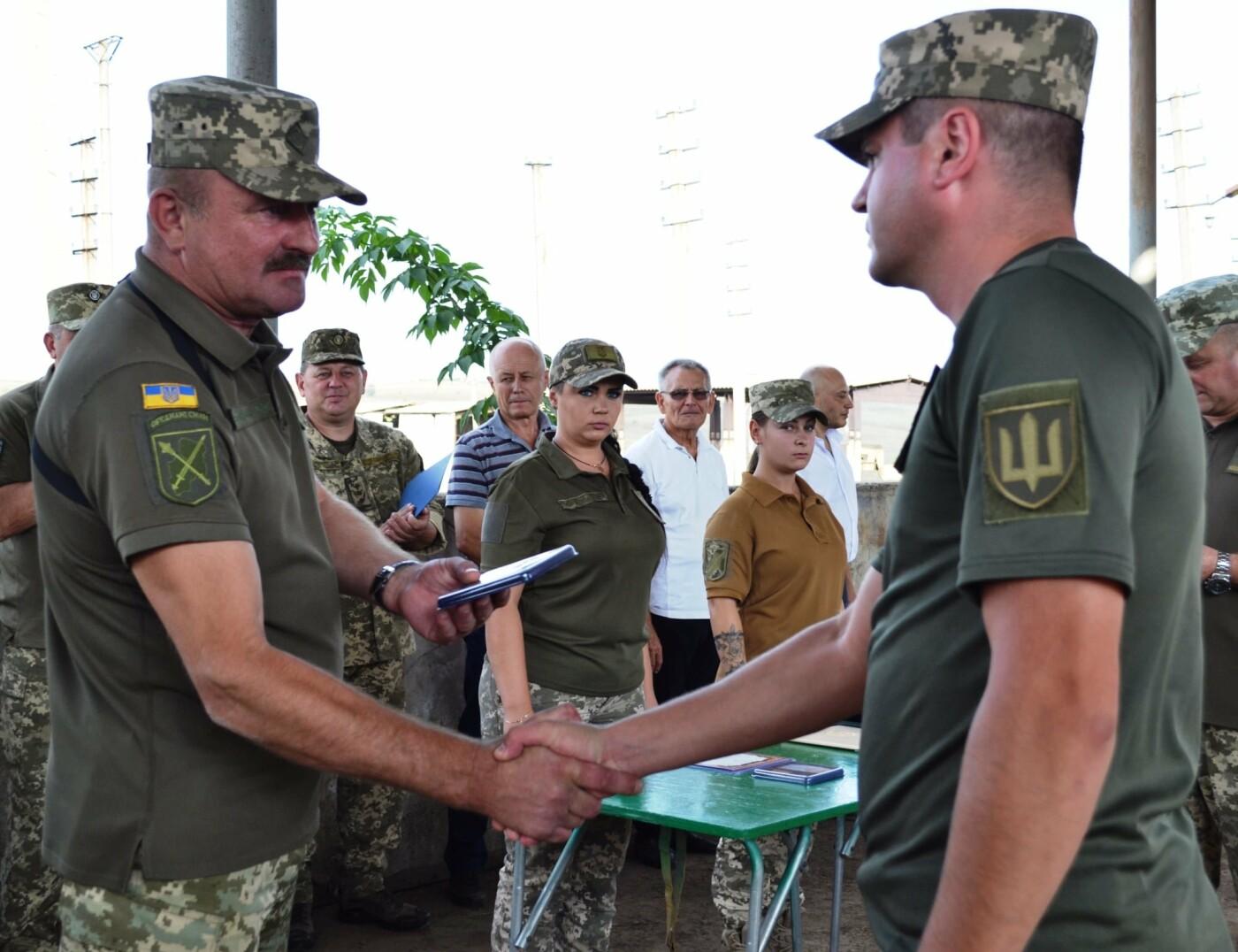 День бригады криворожские танкисты отметили победой в конкурсе на лучший танковый взвод ВСУ, - ФОТО, фото-2