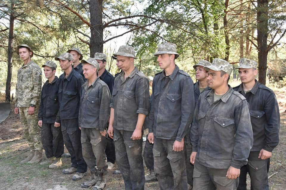 День бригады криворожские танкисты отметили победой в конкурсе на лучший танковый взвод ВСУ, - ФОТО, фото-6