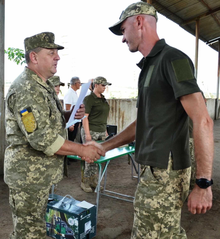 День бригады криворожские танкисты отметили победой в конкурсе на лучший танковый взвод ВСУ, - ФОТО, фото-3