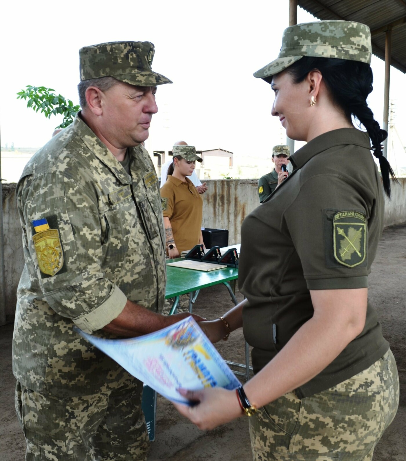 День бригады криворожские танкисты отметили победой в конкурсе на лучший танковый взвод ВСУ, - ФОТО, фото-7