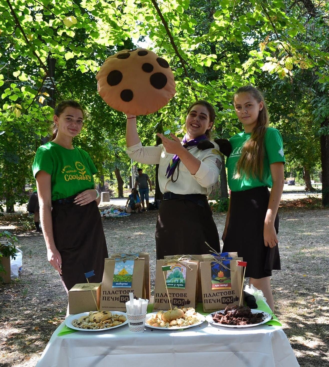 В Кривом Роге можно купить пластовое печенье, приготовленное по уникальному рецепту, - ФОТО, фото-3