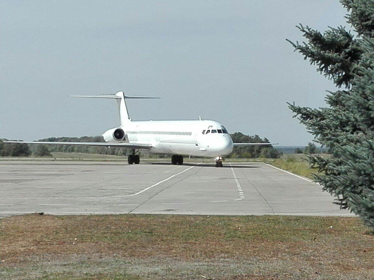 Из криворожского аэропорта впервые вылетел самолет в Черногорию, - ФОТО , фото-1
