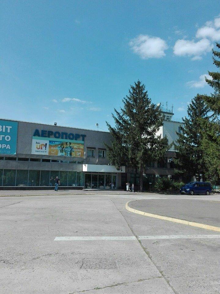 Из криворожского аэропорта впервые вылетел самолет в Черногорию, - ФОТО , фото-3