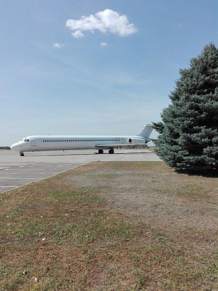 Из криворожского аэропорта впервые вылетел самолет в Черногорию, - ФОТО , фото-2