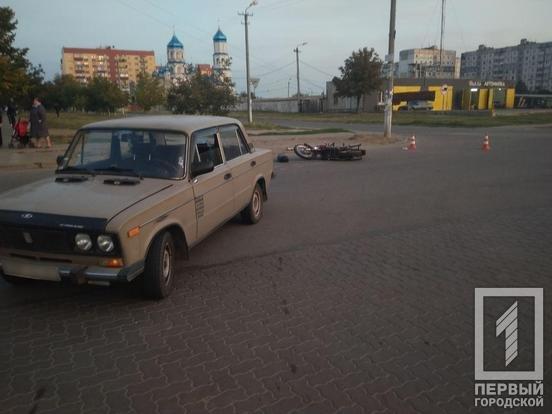 ДТП в Кривом Роге: мотоциклист столкнулся с «ВАЗом»,- ФОТО, фото-3