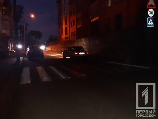 ДТП в Кривом Роге: полицейский сбил велосипедиста, - ФОТО , фото-1