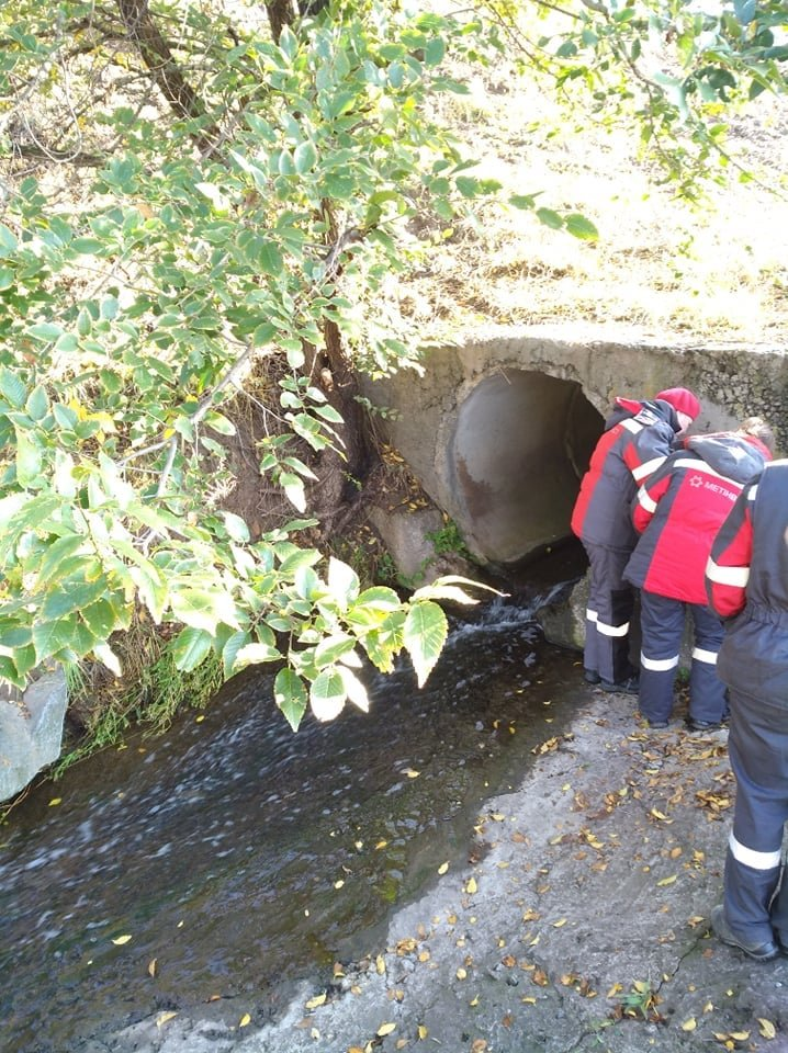 Криворожские экологи отобрали пробы воды из реки, где ранее выявили превышение загрязняющих веществ, - ФОТО , фото-2