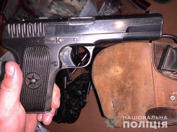 Дома у криворожанина во время обыска нашли арсенал оружия, - ФОТО, фото-2