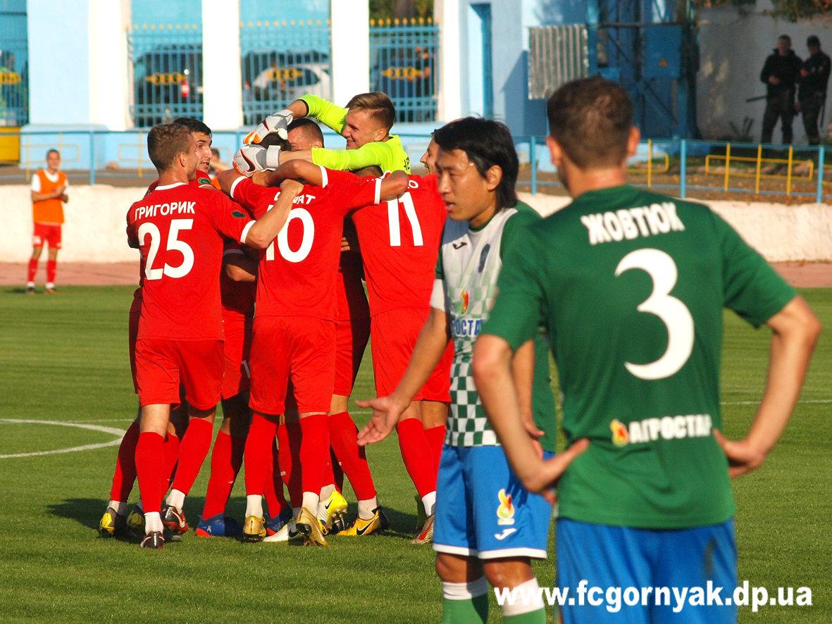 Криворожские футболисты проиграли соперникам из Херсона, - ФОТО , фото-8