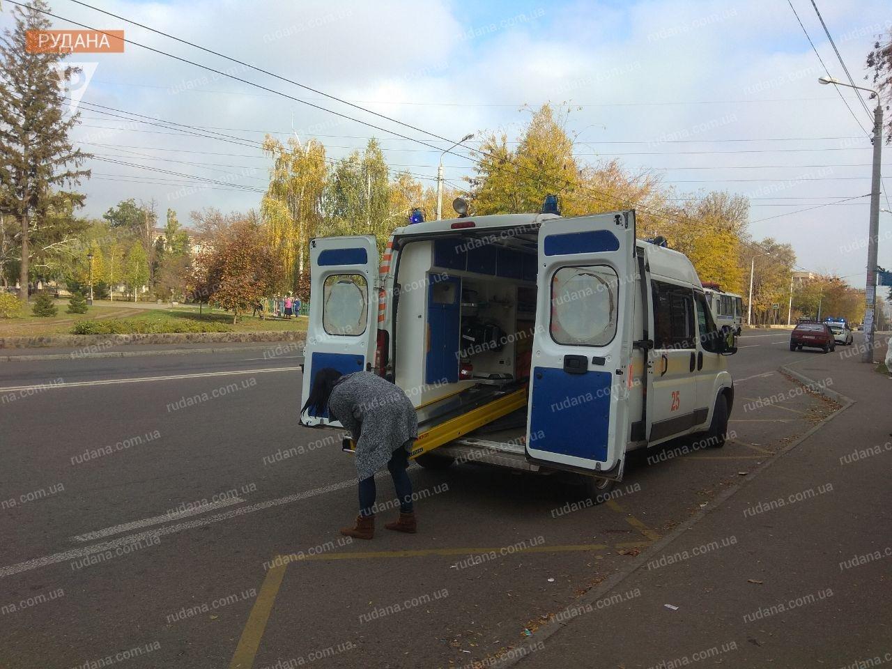 В Кривом Роге обнаженный мужчина выпал из окна, - ФОТО 18+, фото-2