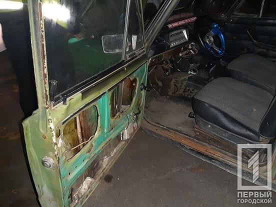 Трое несовершеннолетних криворожан чуть не попали в ДТП на машине без документов, - ФОТО , фото-2