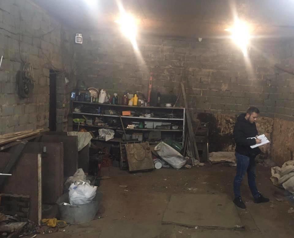 В одном из районов Кривого Рога закрыли незаконный пункт приема металла, - ФОТО, фото-1