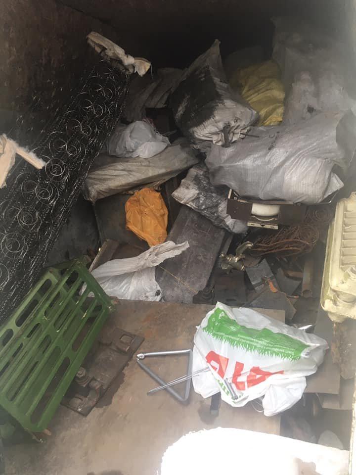 В одном из районов Кривого Рога закрыли незаконный пункт приема металла, - ФОТО, фото-2