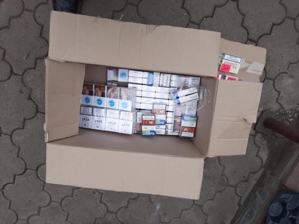 Район за районом: в Кривом Роге продолжают изымать контрафактные сигареты, - ФОТО, фото-1