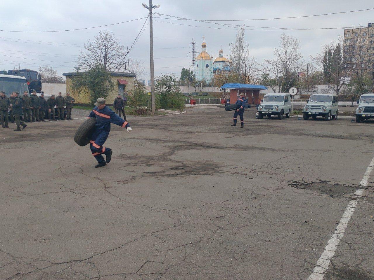 В Криворожской бригаде в автомобильном мастерстве соревновались водители и механики, - ФОТО , фото-9
