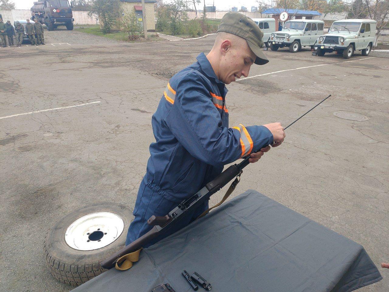 В Криворожской бригаде в автомобильном мастерстве соревновались водители и механики, - ФОТО , фото-8