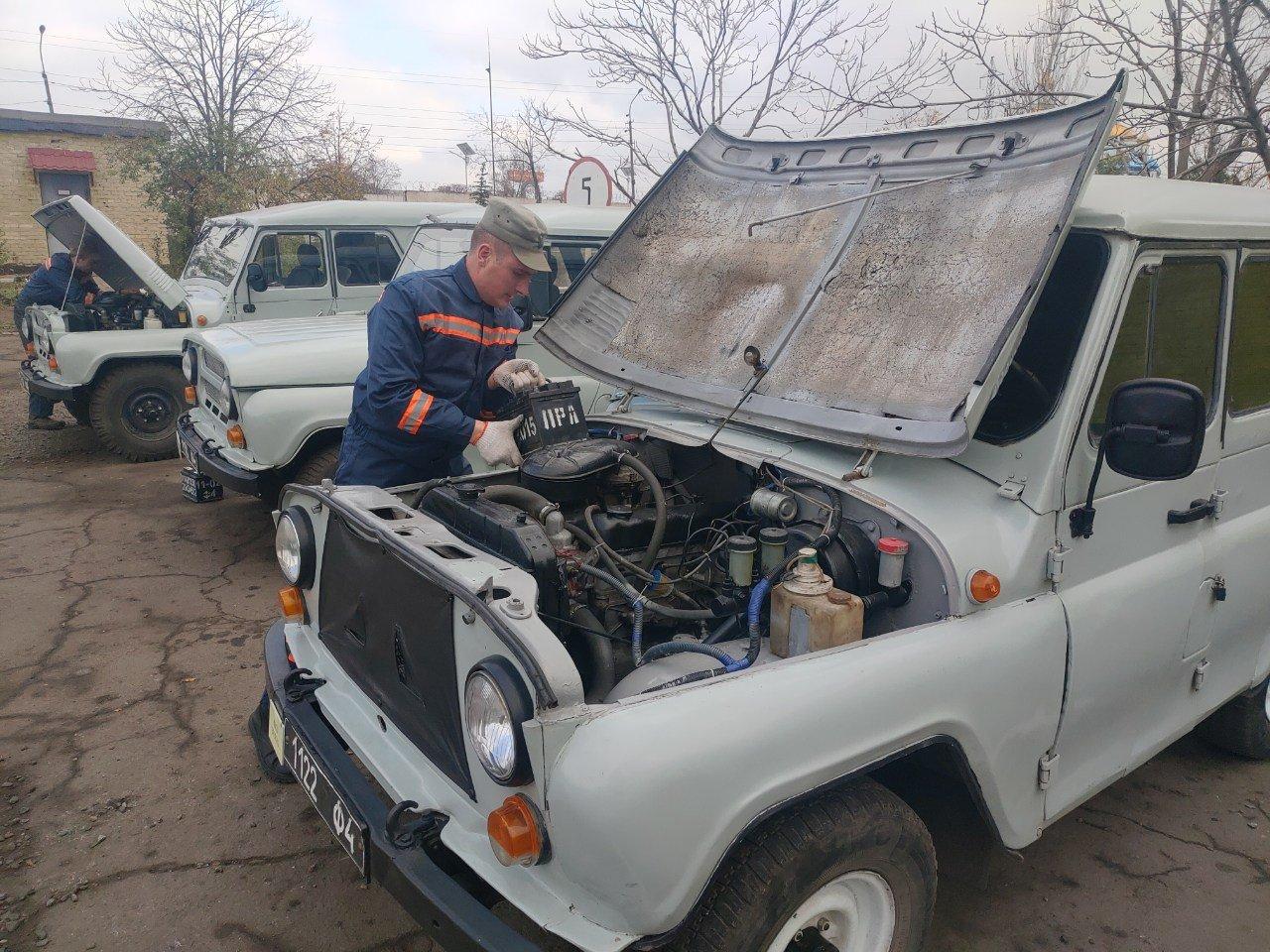 В Криворожской бригаде в автомобильном мастерстве соревновались водители и механики, - ФОТО , фото-6