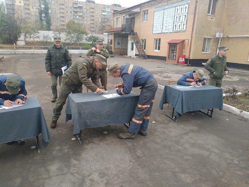 В Криворожской бригаде в автомобильном мастерстве соревновались водители и механики, - ФОТО , фото-13