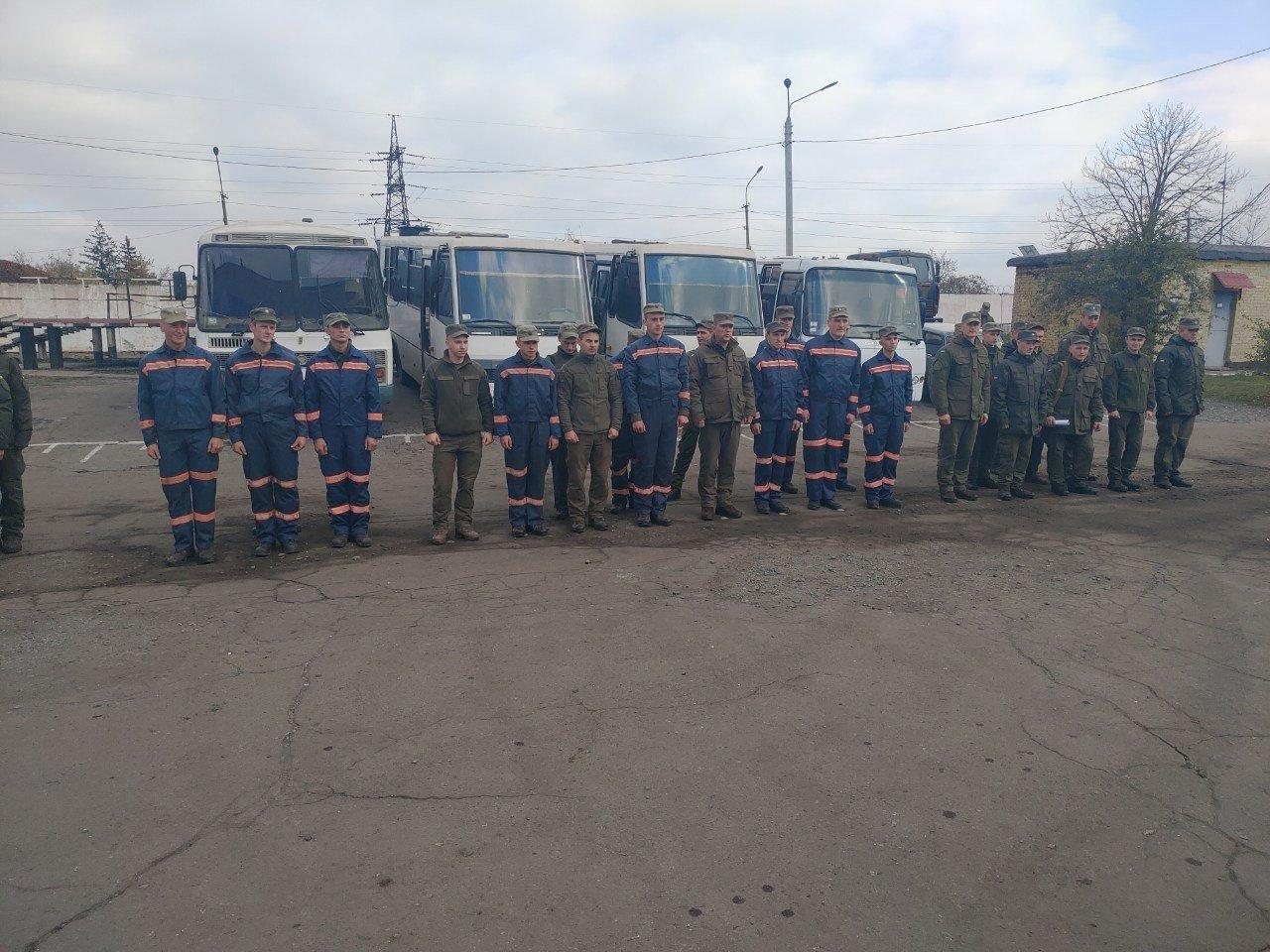 В Криворожской бригаде в автомобильном мастерстве соревновались водители и механики, - ФОТО , фото-3