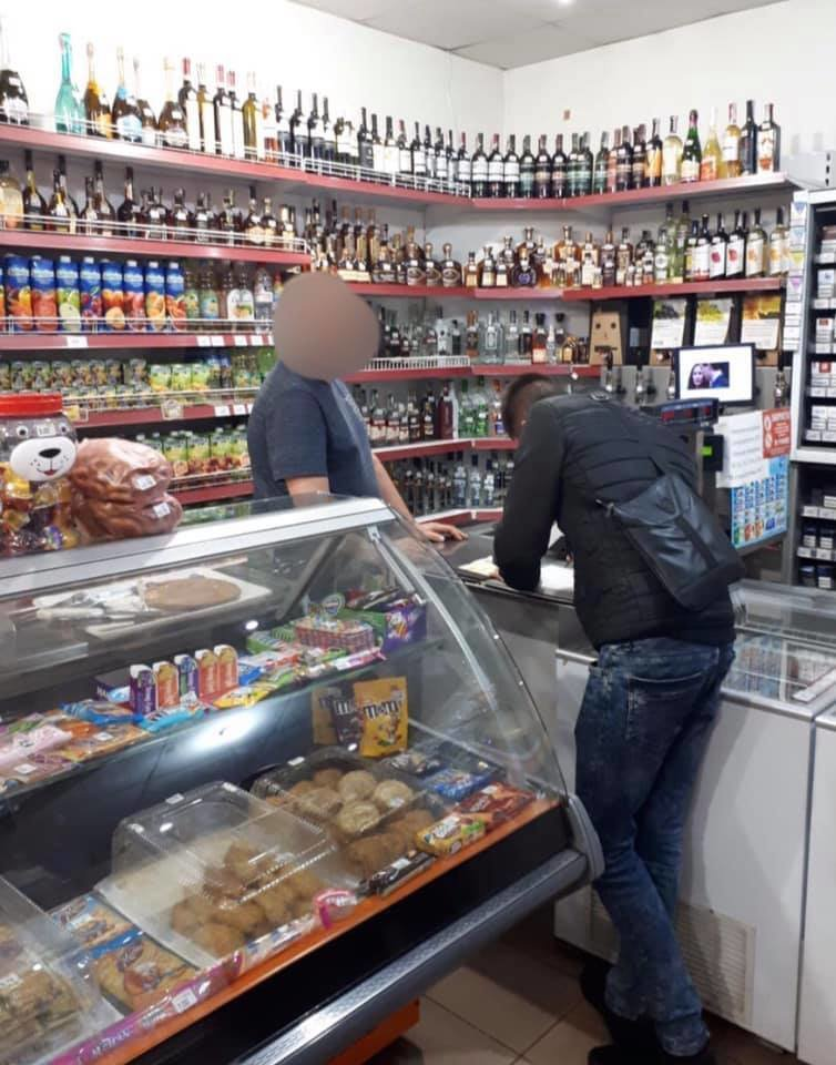 В Кривом Роге продавца оштрафовали за продажу сигарет несовершеннолетнему, - ФОТО, фото-1