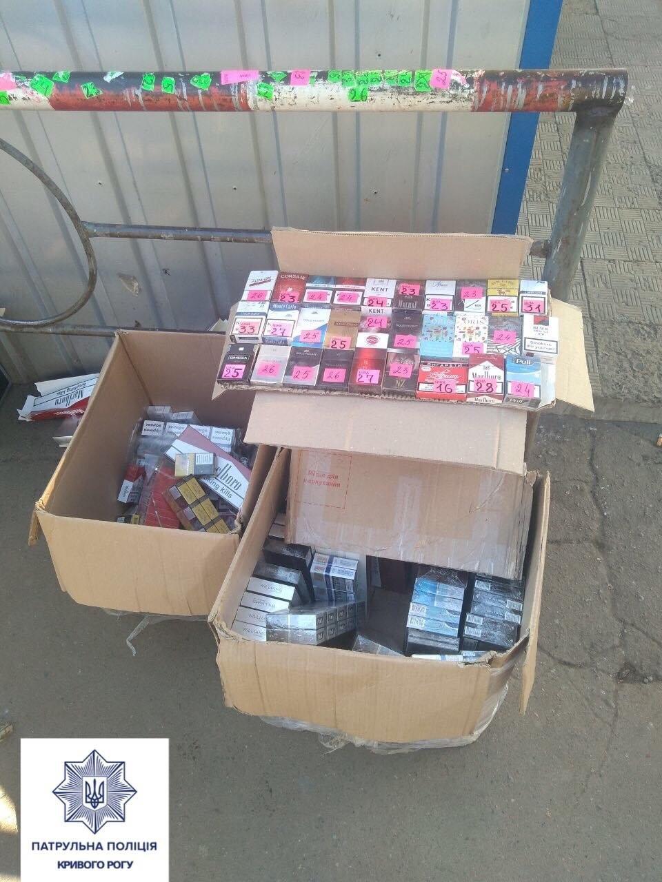 В Кривом Роге конфисковали коробки с контрабандным товаром, - ФОТО, фото-2