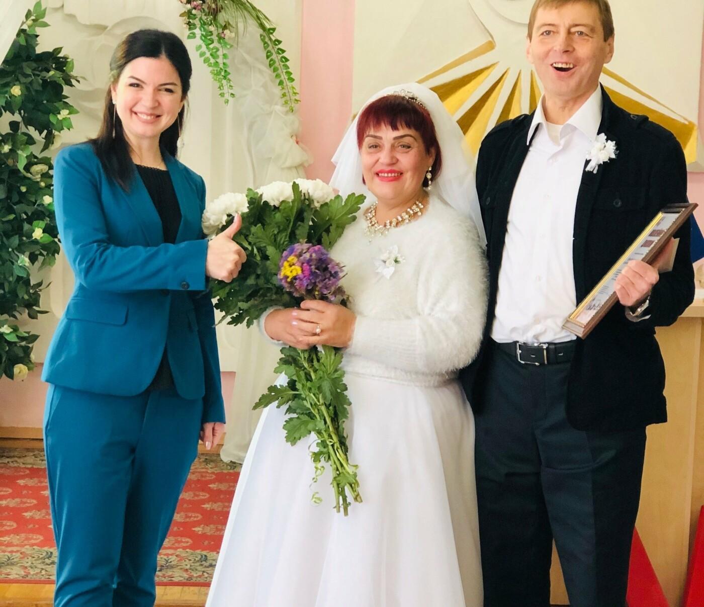 Невероятная love story в Кривом Роге: влюбленные, которых в юности пытались разлучить, сыграли свадьбу 40 лет спустя, - ФОТО, фото-2
