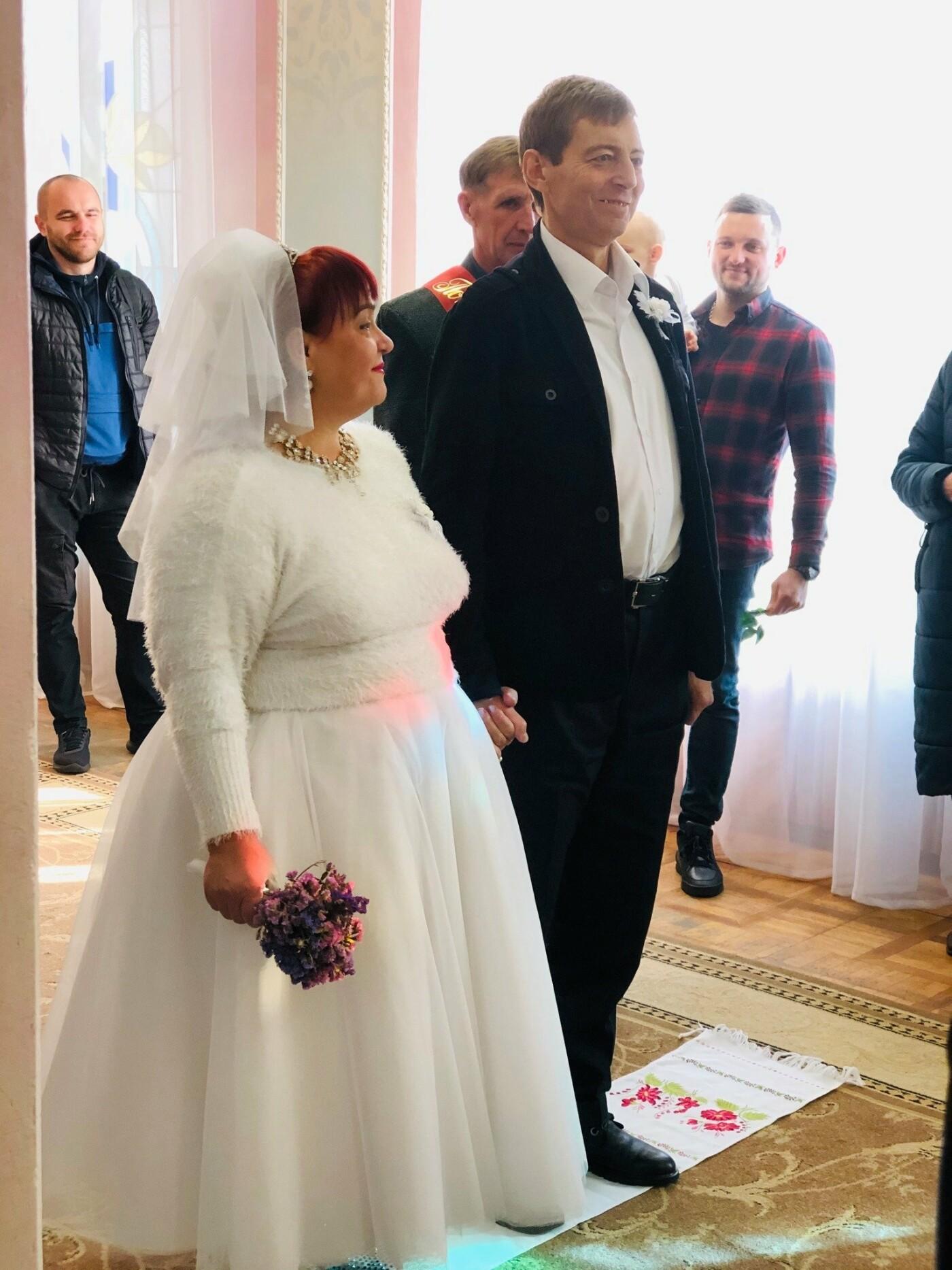 Невероятная love story в Кривом Роге: влюбленные, которых в юности пытались разлучить, сыграли свадьбу 40 лет спустя, - ФОТО, фото-3