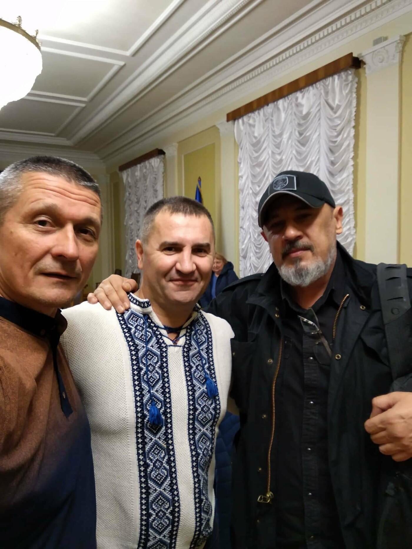 Криворожане обсуждали в Киеве законопроект о защите пленных и пропавших без вести, - ФОТО, фото-6