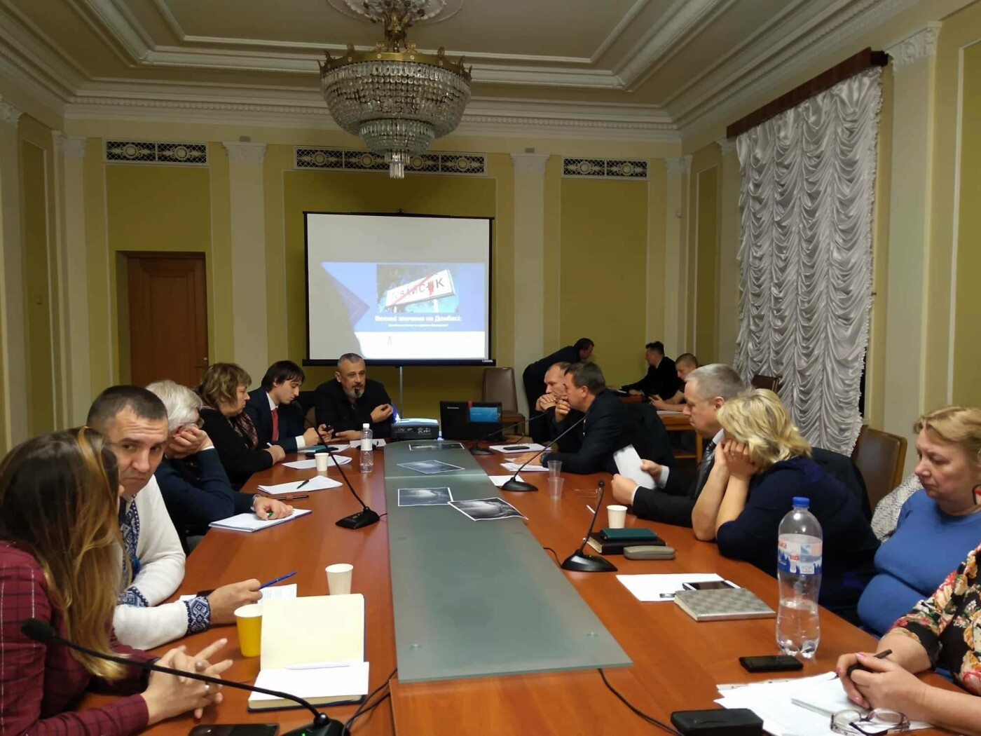 Криворожане обсуждали в Киеве законопроект о защите пленных и пропавших без вести, - ФОТО, фото-3