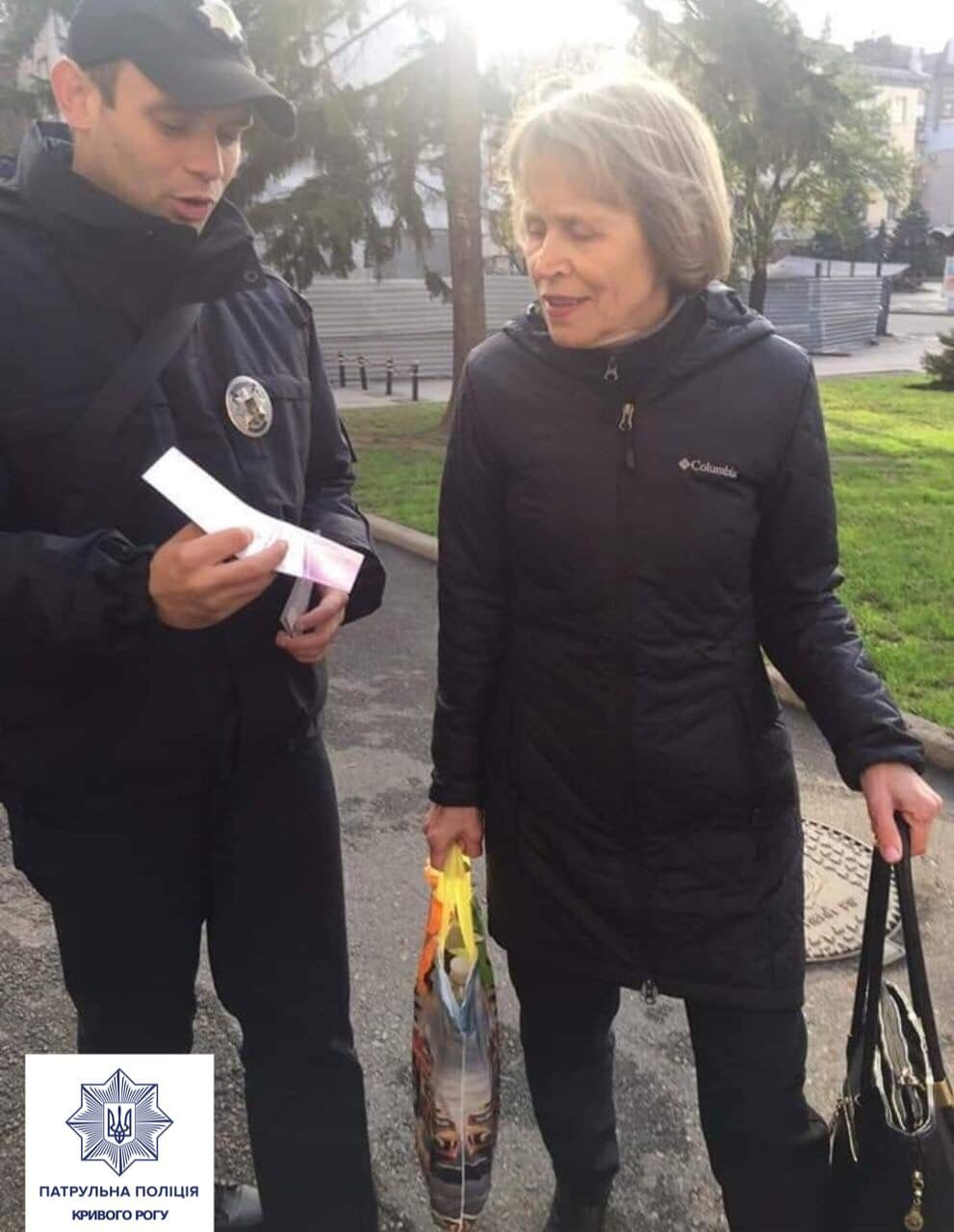 Патрульная полиция Кривого Рога помогает горожанам защититься от домашнего насилия, - ФОТО, фото-8