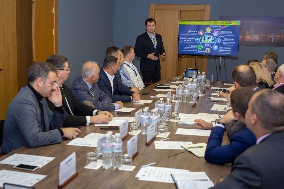 Днепропетровщину за 5 лет хотят превратить в смарт-регион, - ФОТО, фото-4