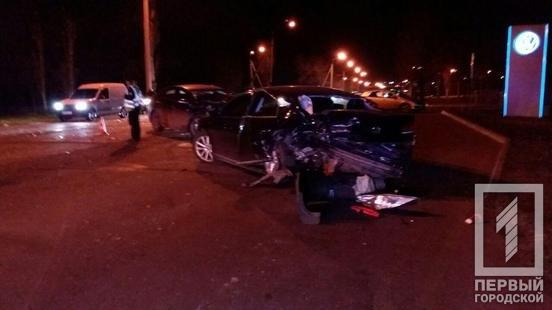 ДТП в Кривом Роге: при столкновении Hyundai и Volkswagen травмированы три человека, фото-3