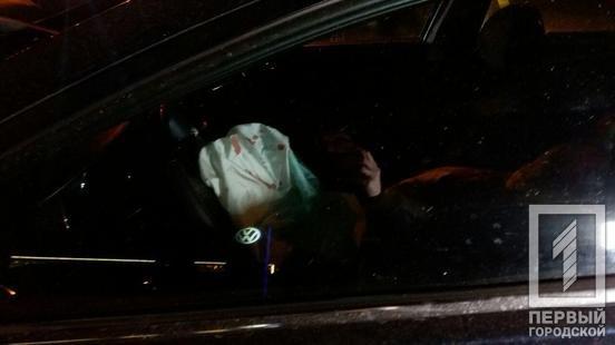 ДТП в Кривом Роге: при столкновении Hyundai и Volkswagen травмированы три человека, фото-2