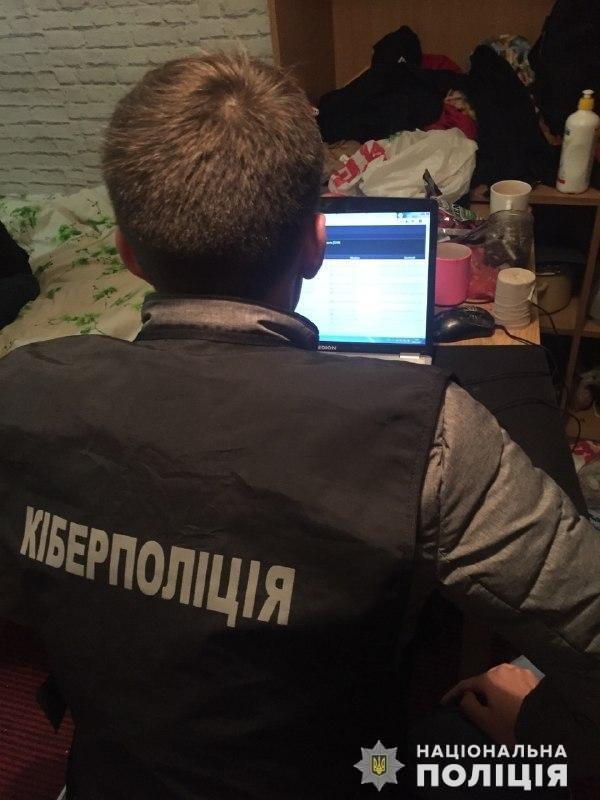 """Киберполиция задержала 20-летнего хакера, который распространял вирус и """"сливал"""" конфиденциальную информацию, - ФОТО , фото-2"""