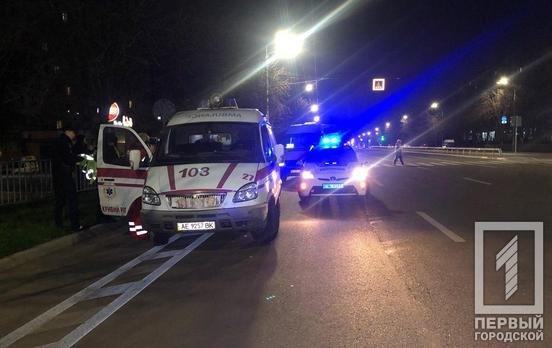 Маршрутка сбила пешехода в Кривом Роге, - ФОТО  , фото-1