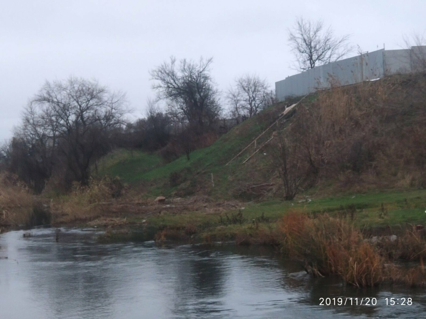 Во время отбора проб воды криворожские экологи обнаружили сброс бытовых стоков в реку Саксагань, - ФОТО, фото-1