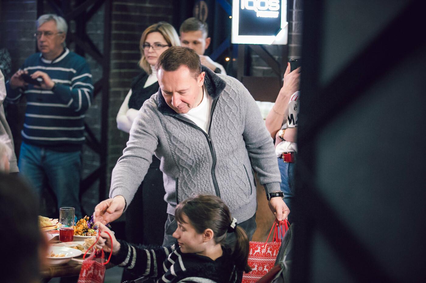В Кривом Роге организовали особенный праздник для особенных детей, фото-1