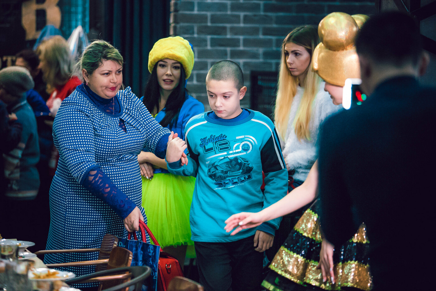 В Кривом Роге организовали особенный праздник для особенных детей, фото-2